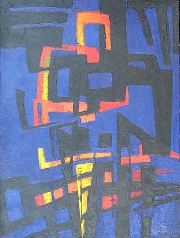 nocturnal structure by margaret geddes
