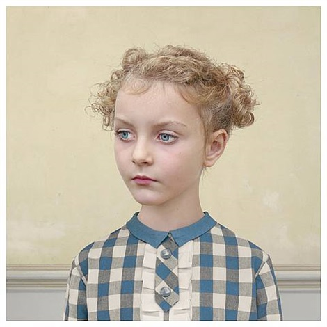 portrait of antonia by loretta lux