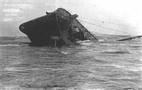 the sinking of the ss plympton by tacita dean