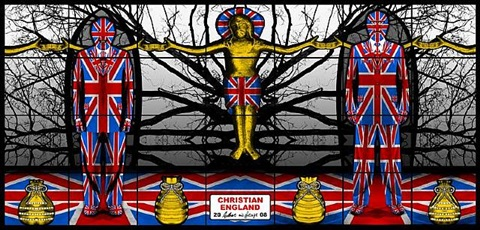 christian england by gilbert & george