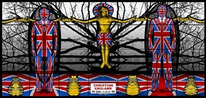 christian england by gilbert and george