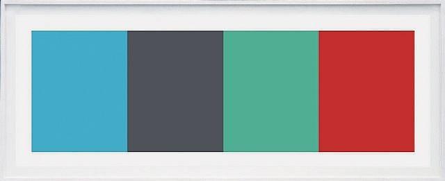 blue gray green red by ellsworth kelly