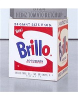 brillo box by andy warhol