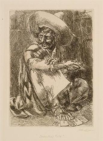 seven-toed pete by john french sloan