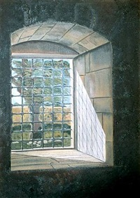 milet-view from window by yasemin teker kemaloglu