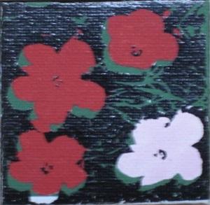 flowers by richard pettibone