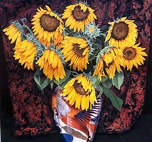 girasoles by oris robertson