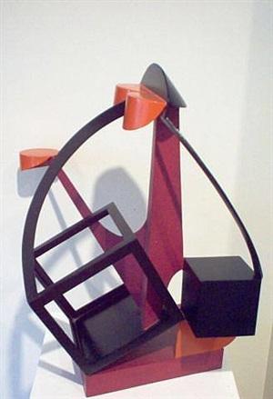 pandora by manuel felguérez