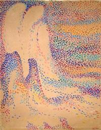 la vague by hippolyte petitjean