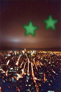 untitled (two stars) by tim hailand