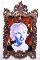 angel in hell (cindy sherman) by kenny scharf