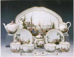 meissen around 1763-1773