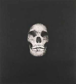 i once was what you are, you will be what i am (skull 1) by damien hirst