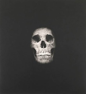 i once was what you are, you will be what i am (skull 5) by damien hirst