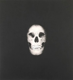 i once was what you are, you will be what i am (skull 6) by damien hirst