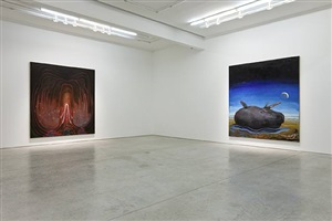 installation view by verne dawson
