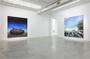installation view by verne dawson