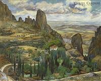 castillo de tíscar (tíscar-don pedro, quesada) by rafael zabaleta