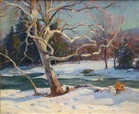 the sycamore by emile albert gruppe