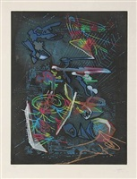 hom'mere v - n'ous by roberto matta