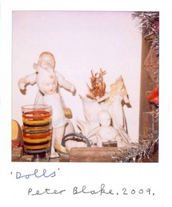 dolls by peter blake