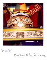 hats by peter blake