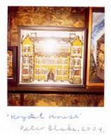krystal house by peter blake