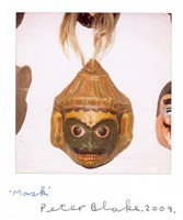 mask by peter blake