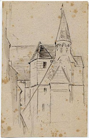 french church by stanford white