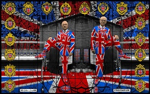 frigidarium by gilbert & george
