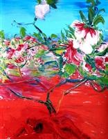 flower story by zhou chunya