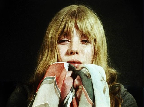 lilith (marianne faithfull) by kenneth anger