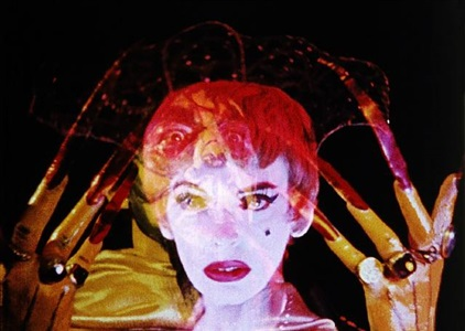 scarlet woman (margorie cameron) by kenneth anger