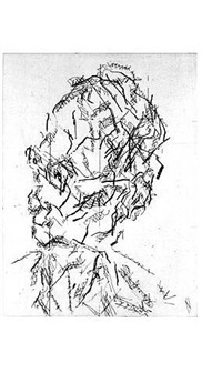 william feaver by frank auerbach