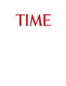 time (2009) (red) by mungo thomson