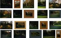 jardín parís polyptych by albano afonso