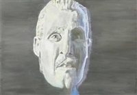 the man drom wiels ii by luc tuymans
