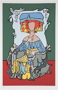 retrato de la bisabuela by cundo bermúdez
