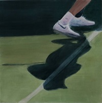 tennis 5 by gro thorsen