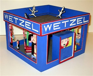 wetzel (front) by elvis studio