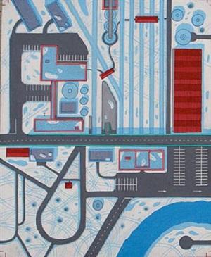 kramer's ergot #6 cover (back) by elvis studio