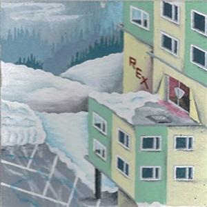 elvis stereo 003 painting #2 by elvis studio