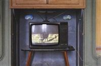 hotel bregaglia, tv, 2000/2009 by leta peer