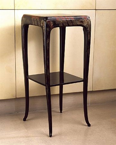 table haute / high table by jean dunand