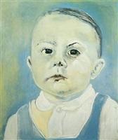 die baba by marlene dumas