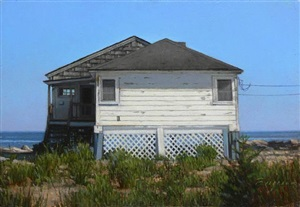 madison beach house (sold) by peter bergeron
