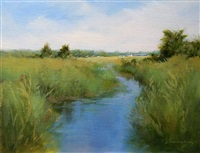 marsh greens by katherine simmons
