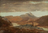 mountain vista by alexander helwig wyant