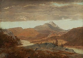 mountain vista by alexander helwig wyant