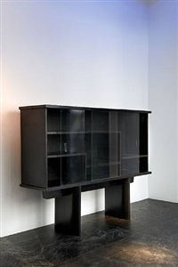 vitrine by charlotte perriand & pierre jeanneret